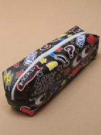 Pop art pencil case (Code 3081)